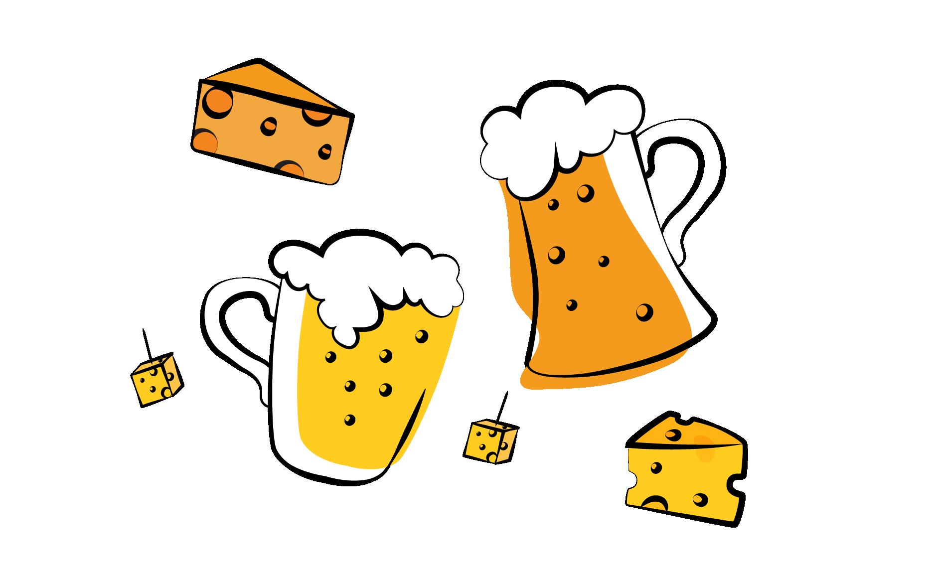 Oktoberfest Beer & Cheese Happy Hour
