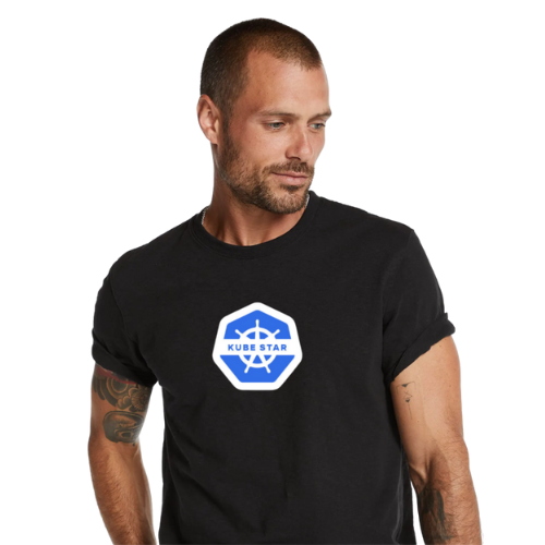Get Your KubeStar T-Shirt!